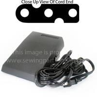 Foot Control w/ Cord, Pfaff #6099FC-32