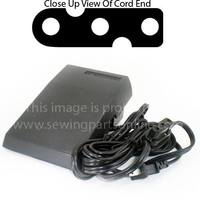 Foot Control w/ Cord (110/120V), Pfaff #6099FC-32
