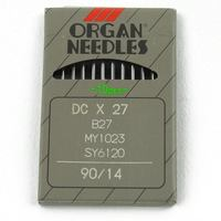 Needles, Organ B27 / DCX27 (10pk)