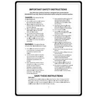 Instruction Manual, Elna 654