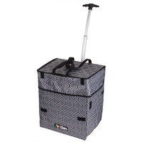 ArtBin, Collapsible Lightweight Rolling Tote