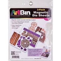 ArtBin Magnetic Die Sheets - 3-Pack