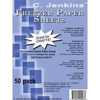 """50pk Freezer Paper Sheets 8-1/2""""x11"""""""