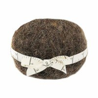 Wooly Felted Wonders Pincushion - Brown