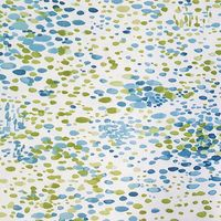 Duralee, Taku, Aqua and Green Upholstery Fabric -  54""