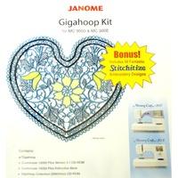 Gigahoop Kit, Janome #853401003