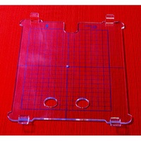 Template for AcuFil Hoop AQ, Janome