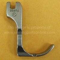 Zipper / Cording Foot (Left), Pfaff #91-026474-05