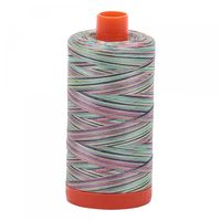 Mako Cotton Variegated Thread (50wt), Aurifil