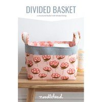 Divided Basket Bag Pattern