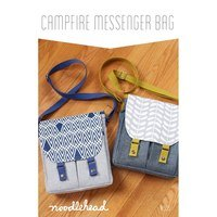 Campfire Messenger Bag Pattern