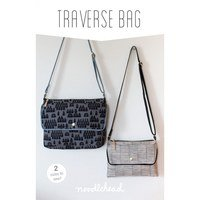 Traverse Crossbody Bag Pattern
