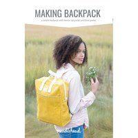 Making Backpack Pattern