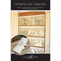 Hanging Ruler Organizer Pattern