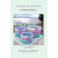 Camden Bowls Patterns, Aunties Two Patterns