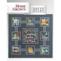 Art to Heart, Home Grown Book