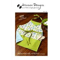 Mom and Me Aprons Pattern, Atkinson Designs