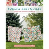Sunday Best Quilts Book