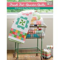 Fresh Fat Quarter Quilts Book