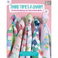Third Time's a Charm Quilt Book