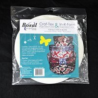 Buckets N Bows Single-Sided Fusible Stabilizer