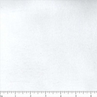 Polar Fleece Fabric 60in - White