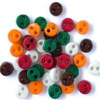 1/8in Micro Round Buttons (12 Color Available)