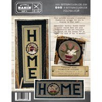 Welcome Home Wall Hanging Pattern