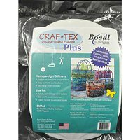 Bosal Craf-Tex Double Sided Fusible Plus - Small Camden Bag