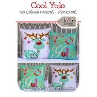 Cool Yule Pillow Pattern