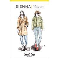 Sienna Maker Jacket Pattern