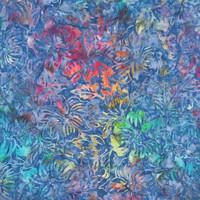Komo Batiks Hibiscus Flowers Fabric