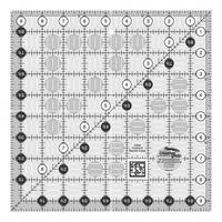 """Quilting Ruler 9-1/2"""" Square, Creative Grids"""