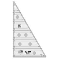 Creative Grids, Half Sixty Triangle Ruler