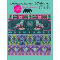 Spirit Animal Club Ribbon Pack - Renaissance Ribbons