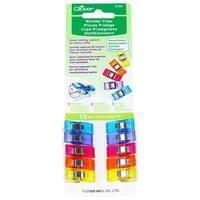 Wonder Clips Assorted Colors (10 pk)