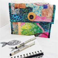 Easy Artsy Envelope Clutch Pattern