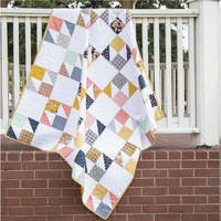 Butterfly Patch Quilt Pattern