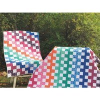 Zippy Zees Quilt Pattern - Cut Loose Press