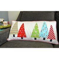 Tree Hugger Pillow Pattern