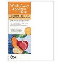 C&T Publishing, Wash-Away Appliqué Sheets