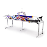 Continuum II Quilting Frame for Longarm Machines, Grace Company