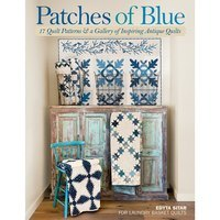 Patches of Blue Quilt Book
