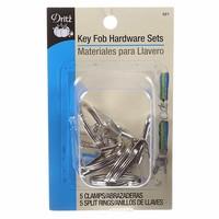Key Fob Hardware Set (5pk), Dritz