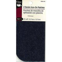Dritz Denim Iron-On Patch - 2pk