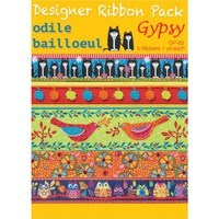 Gypsy Designer Ribbon Pack - Renaissance Ribbons