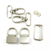Double Flip Shoulder Bag Hardware Kit