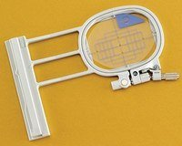"""Embroidery Hoop (1"""" X 2.5""""), Brother #EF73"""