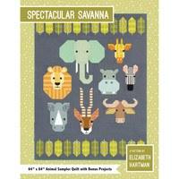 Spectacular Savanna Pattern