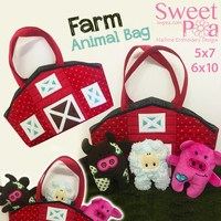 Farm Animal Bag CD Pattern